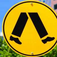 Traffic and street signs