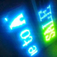 BAHNET DIGITAL LED COUNTER DISPLAY