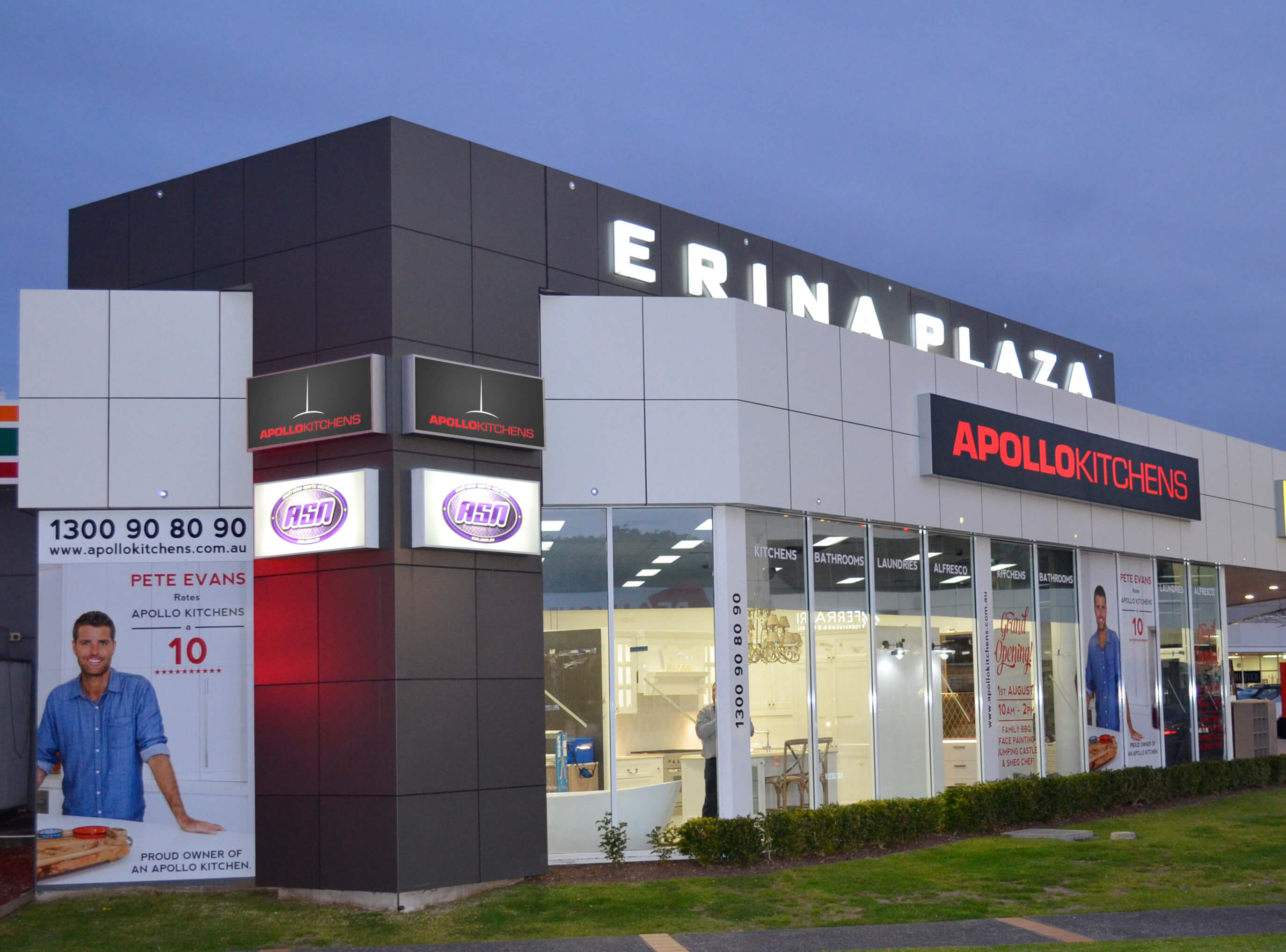 Lightboxes - SIGNFIX INDUSTRIAL LIMITED - Signage company in